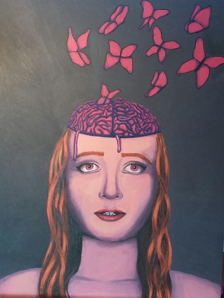 Acrylic painting~