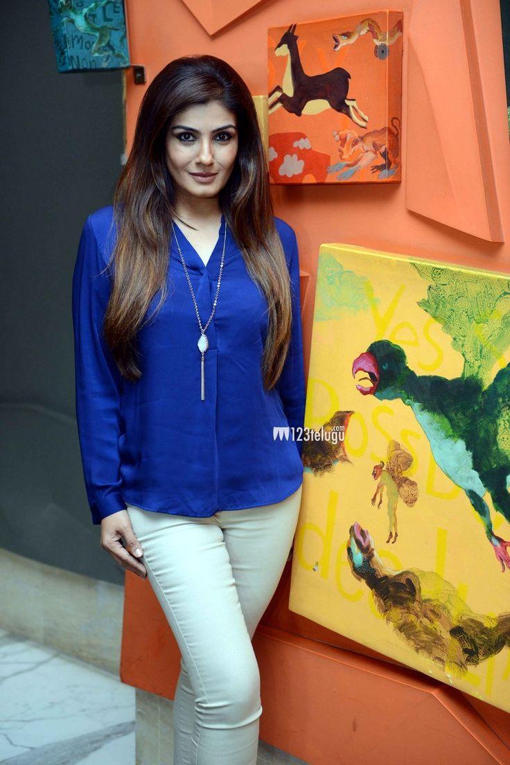Raveena Tandon New Photos