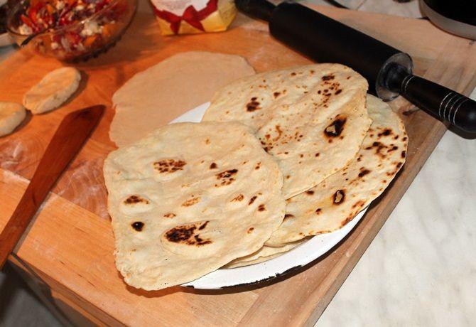Tortillalapok egyszerűen