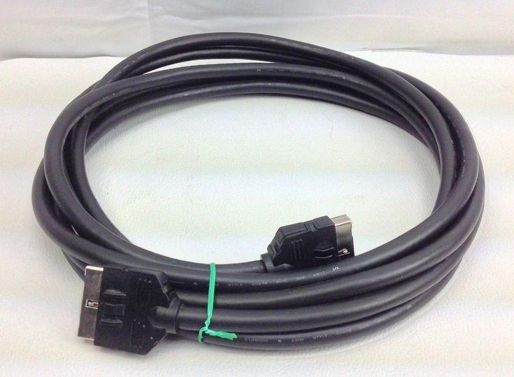 Panasonic Home Theater 25 Pin Interconnect Sub Cable SA HT05 HT920 HT730 HT720 #Panasonic
