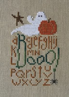 bent creek BooO.   I stitched mine just like this.