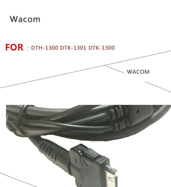 wacom data cable dth-a1300