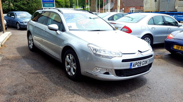 2009 (09) - Citroen C5 2.2HDi 16V VTR+ Nav 5dr - NO DEPOSIT FINANCE AVAILABLE !