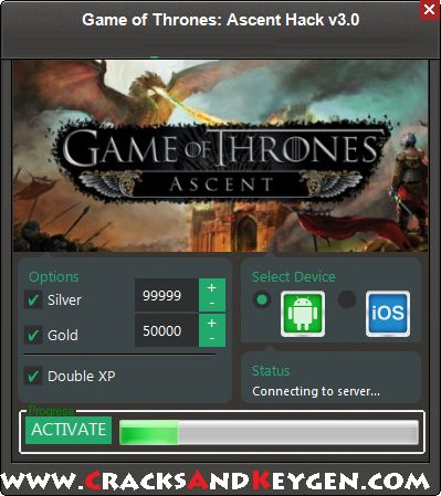 Game of Thrones Ascent Cheats