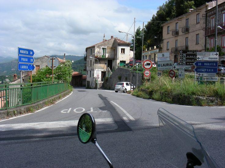 The high neighbourhood known as Taverna