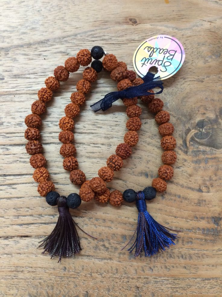 www.spiritbeads.cz Rudraksha bracelets/Náramky ze semínka Rudrakshi Men fashion