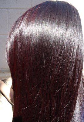 red/black cherry lowlights