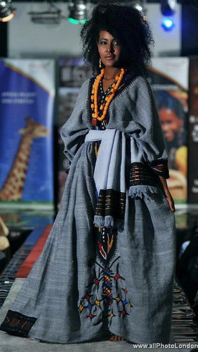Ethiopian Eritrean Style dress