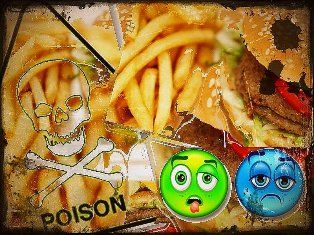 McDonalds Fast Food: Toxic Ingredients Include Putty & Cosmetic Petrochemicals