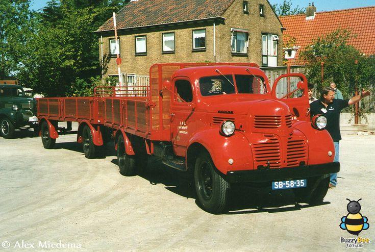 Dodge SB-58-35  vrachtwagens - Google zoeken