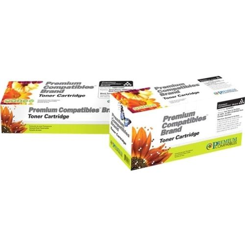 Premium Compatibles HP 650A HP CE270A Laser Toner Cartridge #CE270A-PCI