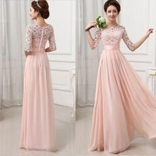 Women Long Sexy Evening Party Ball Prom Gown Formal Dresses Free shipping(China (Mainland))