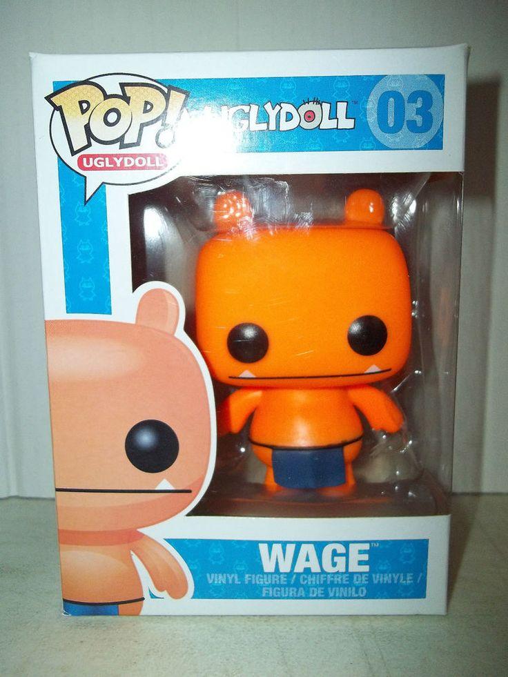 Funko Pop Uglydoll Wage 03 Vinyl Figure New In