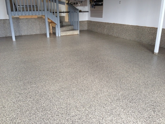pin epoxy garage floor - photo #25