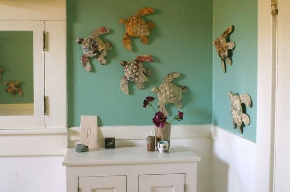 sea turtle baby room