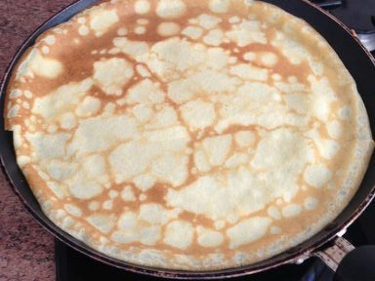 farine, Sel, sucre en poudre, oeuf, beurre, lait, grand-marnier