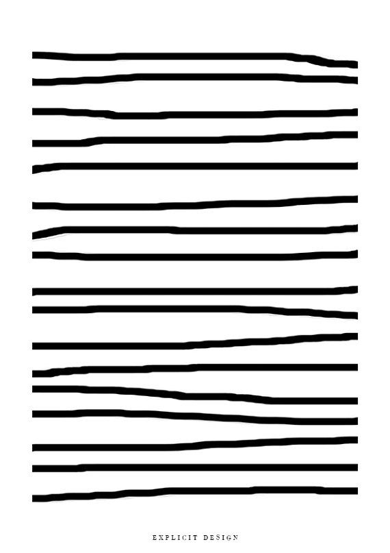 """Brush Stripes Poster, Abstract Minimalist Art, Simple Home Print, Modern Black White Printable, Instant Download Prints, Ink Lines Artwork.    I N S T A N T D O W N L O A D  This listing is for a DIGITAL FILE of this artwork. No physical item will be sent. You can print the file at home, at a local print shop or using an online service.   I N C L U D E D F I L E S 1. High resolution JPG file in 2:3 ratio for printing the following sizes: - 4""""x6"""" - 8""""x12"""" - 12""""x18"""" - 16""""x24"""" - 20""""x30""""…"""