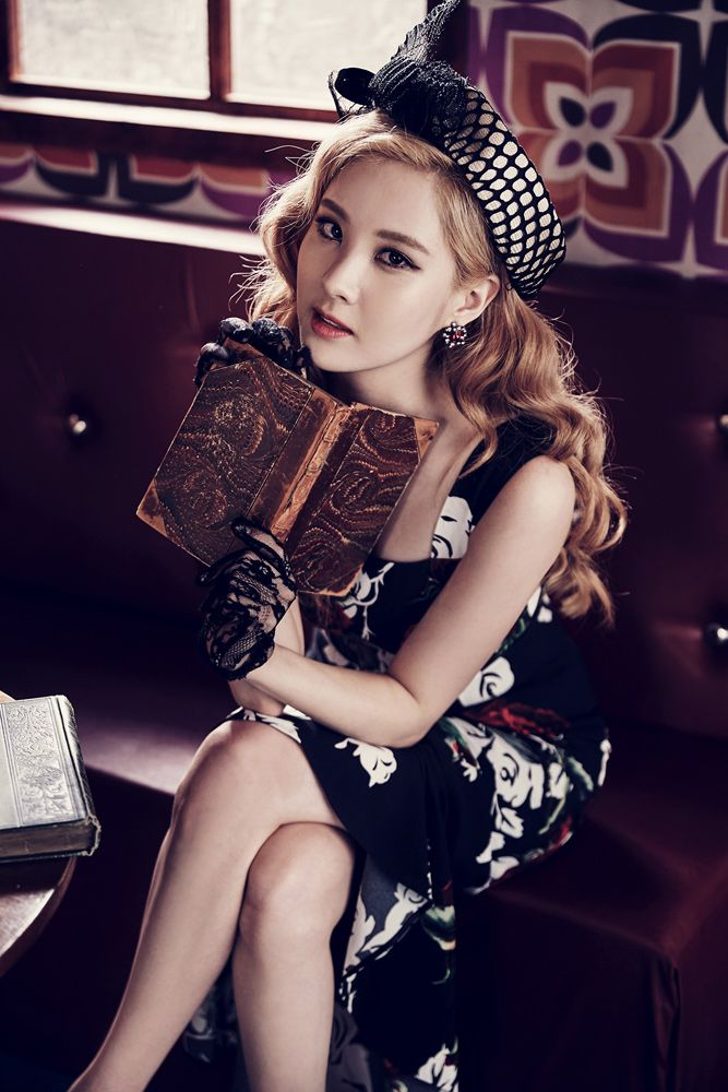 "Girls' Generation Seohyun - 5th Album ""LION HEART"" Teaser Pictures #3"