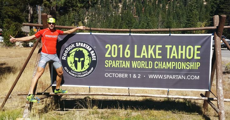 Test nových dresov a obuvi dopadol výborne! #spartanrace #spartanbeast #spartanworldchampionship2016 #laketahoe2016