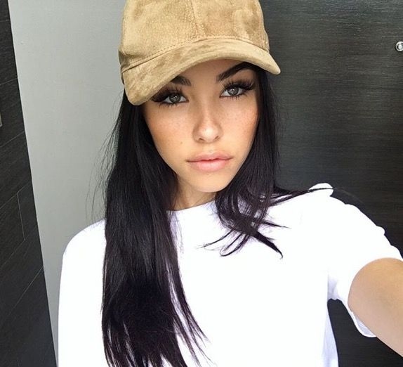 "Madison Beer via ""Instagram"" 30 april"