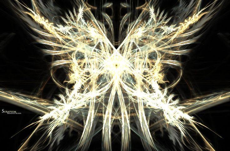 pictures+of+Seraphim Deviant art ISAIAH 6 2-8 | GODS ...