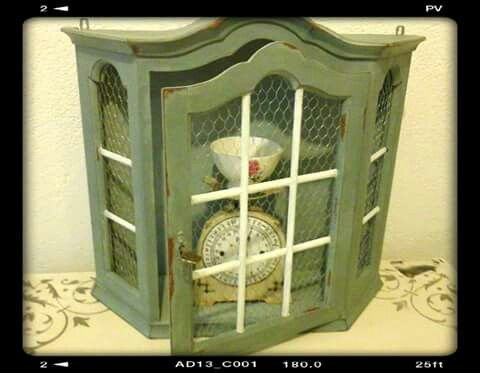 Shabby chic jdl french nordic style annie sloan chalk paint duck egg blue