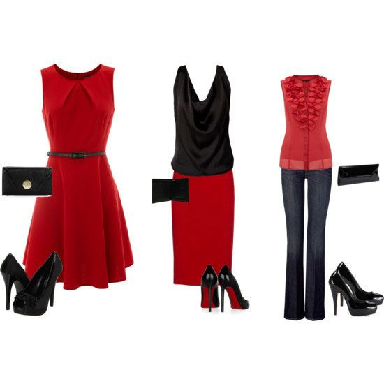 30 best Valentine\'s Day Outfits images on Pinterest | Valentines ...