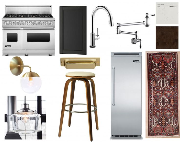 All The Kitchen Plans RemodelingMood BoardsChris