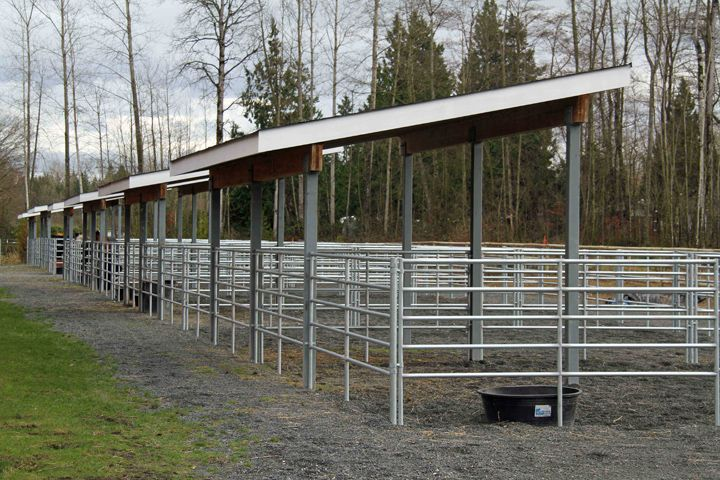 149 best cattle barn ideas images on pinterest cattle for Farm shed plans