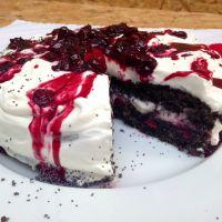 .CZ makový dort bez mouky