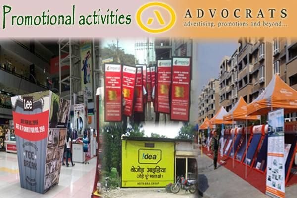 Promotional activities for rural, semi urban and metro for more detail visit here.