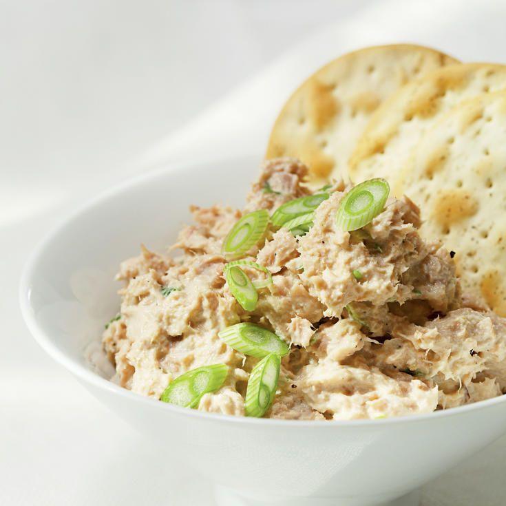 Smoked Tuna Dip - 5-Ingredient Appetizers - Coastal Living