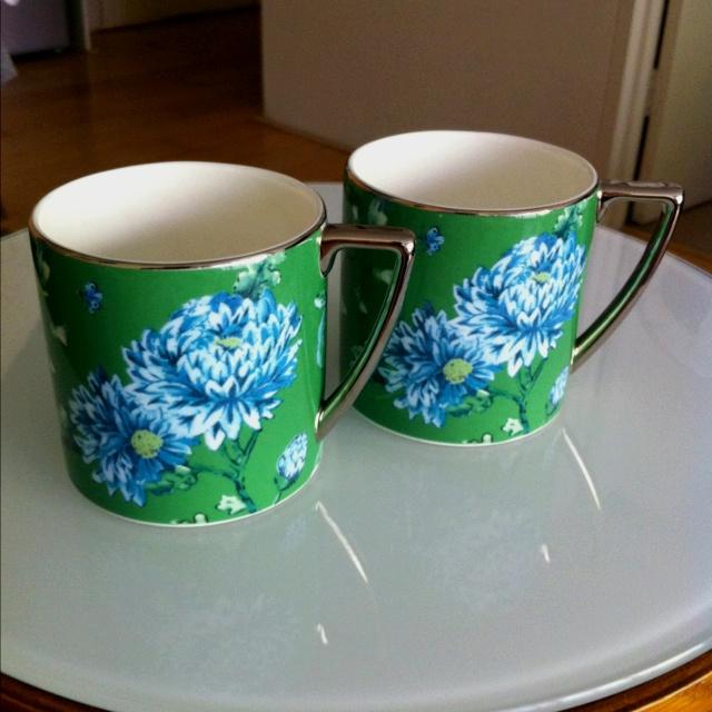 Jasper Conran @ Wedgwood coffee mugs!