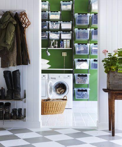 17 Best images about Idéer tvättstuga on Pinterest | Window ...