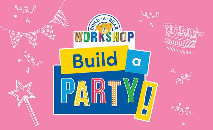 177 Best Build A Bear Party Images On Pinterest Bear