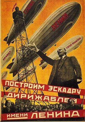 Lenin se hace promoción