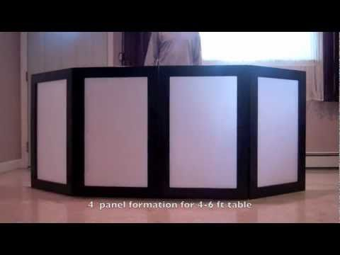 Build a DJ Facade & 113 best DJ BOOTH images on Pinterest | Dj booth Sew and Events azcodes.com