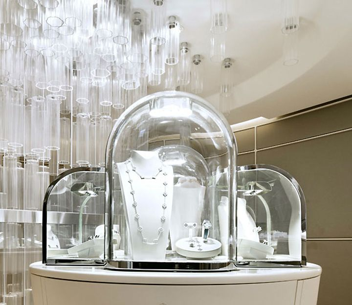 Jewelry Shop Design Ideas Display