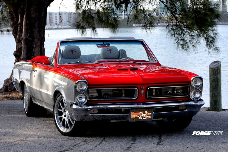 Jose Cuestas supercharged 1965 Pontiac GTO convertible is built
