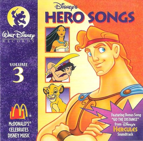 Disney's Hero Songs