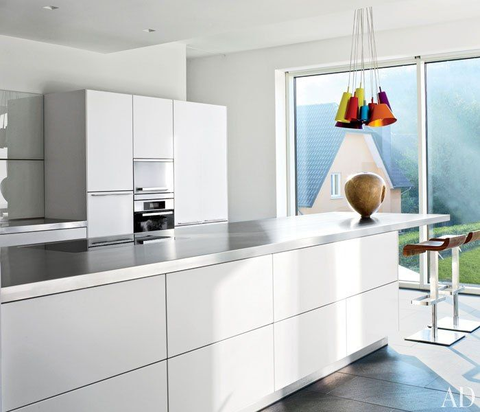 Best 25+ Modern White Kitchens Ideas On Pinterest