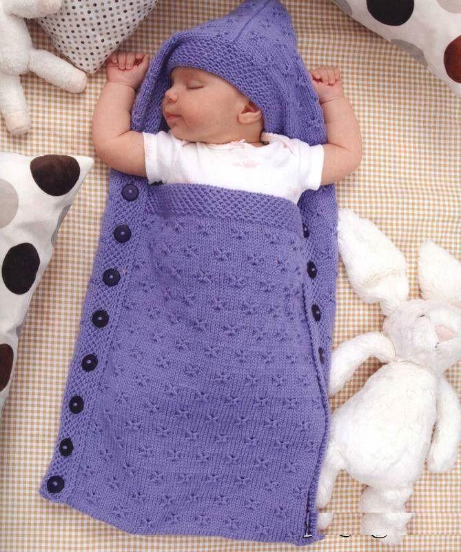 Bebekler İçin Örgü Uyku Tulumu Yapılışı ( Anlatımlı ) – Örgü, Örgü Modelleri, Örgü Örnekleri, Derya Baykal Örgüleri