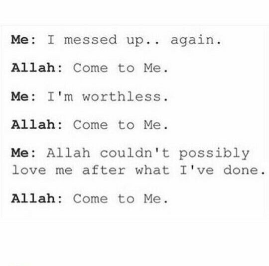 In a world where the weather is more reliable than people, Allah is my only hope.
