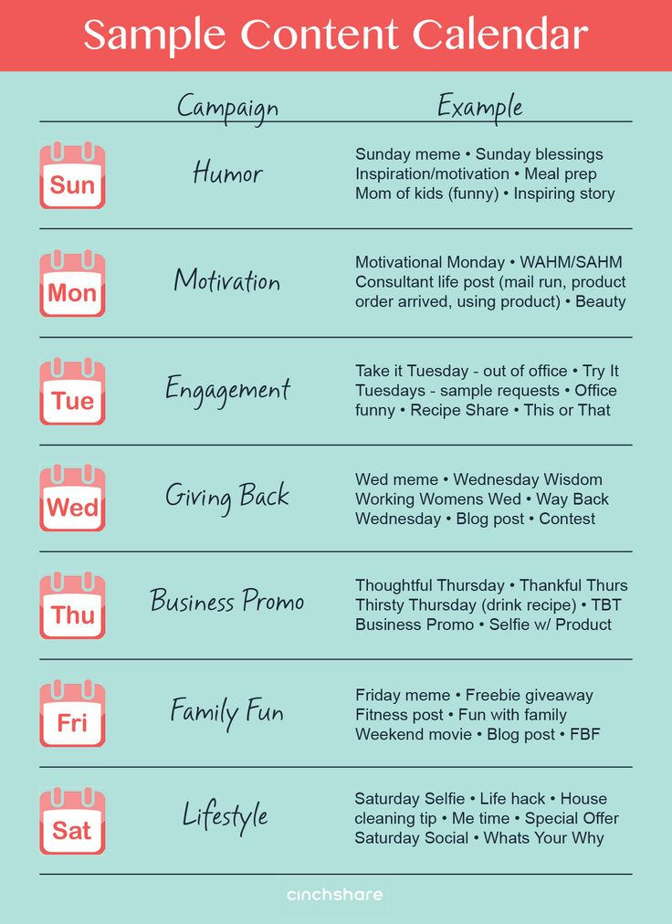 Best  Social Media Calendar Ideas On   Marketing