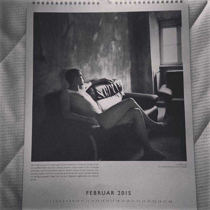 Coverboy Februar 2015