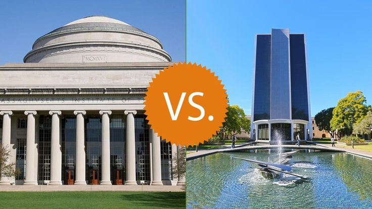 Mit Vs California Institute Of Technology (Caltech)