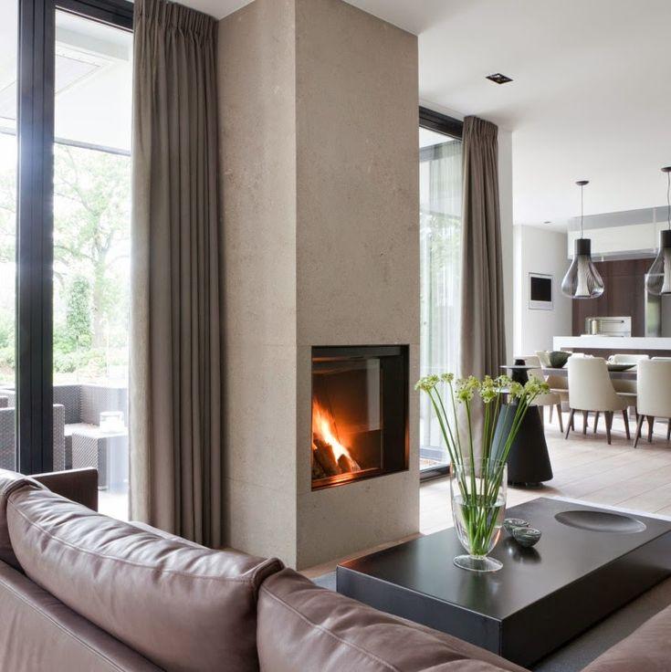 LEEM Concepts: Woonstyling, advies en concepten: Binnenkijken in een luxe villa in 't Gooi van interieurarchitect Remy Meijers