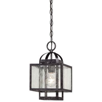 Minka Lavery Camden Square 1 Light Mini Pendant & Reviews | Wayfair