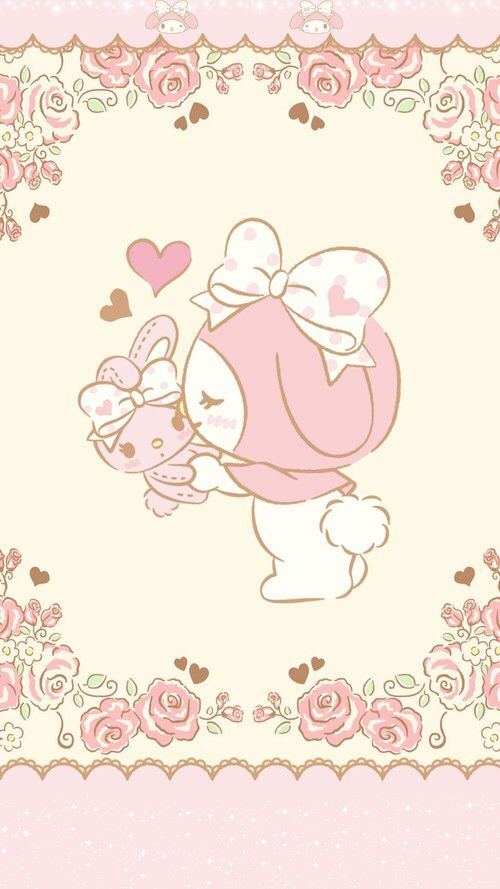 My Melody (^∇^)http://weheartit.com/entry/275980034