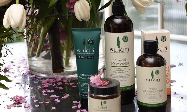 Natural skin care, Natural sustainable skin care | Sukin Australian Natural Skincare | Vegan